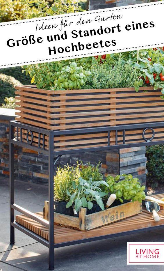 Hochbeet Bauen Und Bepflanzen So Geht S Hochbeet Hochbeet Bauen Garten Hochbeet