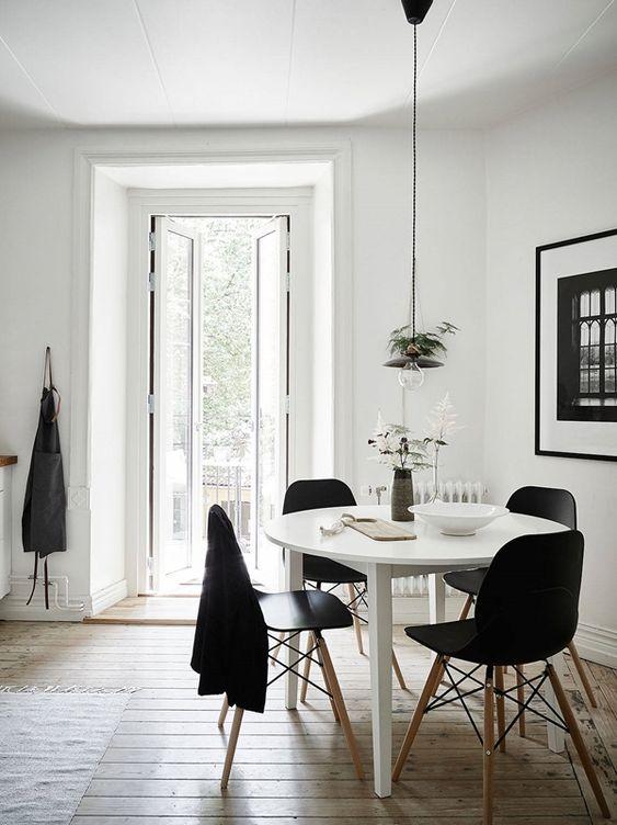 Wohnzimmer Einrichten Mit Esstisch: Über ideen zu ?skandinavisches ...