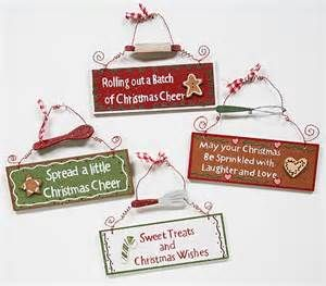 christmas plaques - Bing images