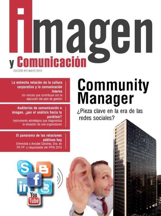 Edición N°5 de la Revista Imagen y Comunicación
