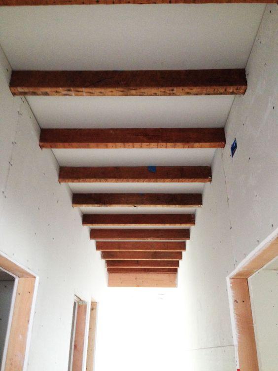 Portrayal Of Exposed Ceiling Beams Ideas Interior Design