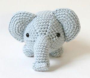 Amigurumi Elephant instructions
