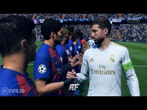 Fifa20 Fifa20offline Football2020 How To Download Fifa 20 On Android In 2020 Uefa Champions League Fifa 20 Barcelona Vs Real Madrid