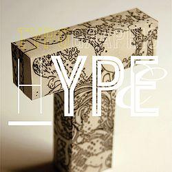 Come ogle at the work of Tom Davie, typographer extraordinaire.