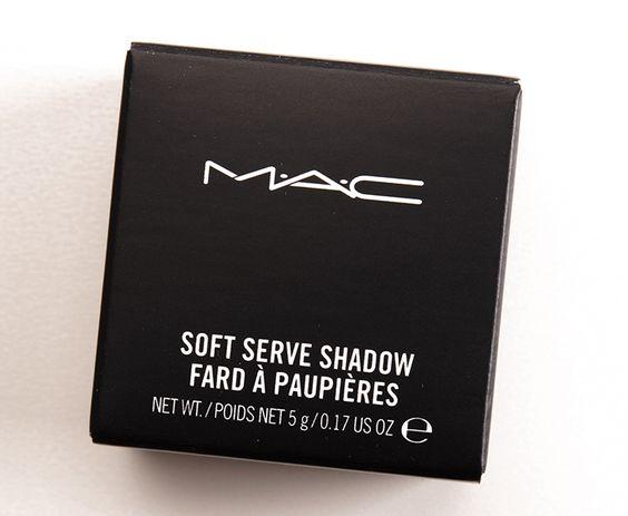 MAC Soft Serve Ombres