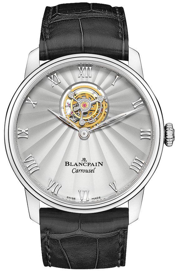 Blancpain Villeret Carrousel 42mm