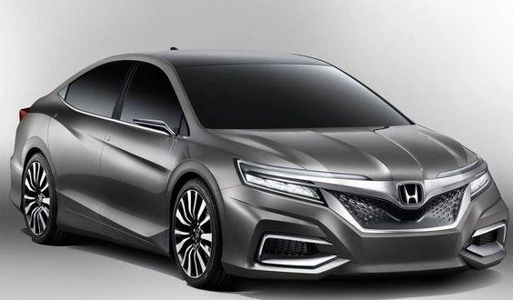 2018 honda accord sport coupe redesign | Honda, Coupe and Honda accord