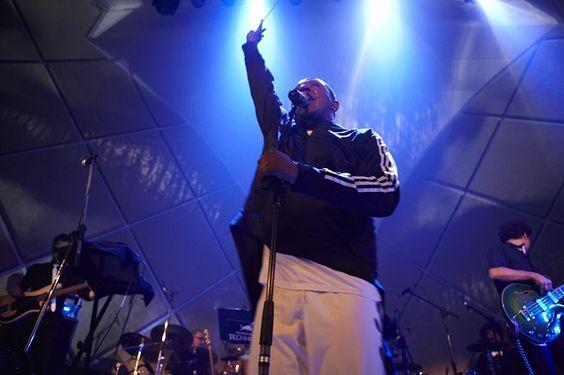 Red Bull Technostalgia  DJ Marky Vira Maestro Mixando Duas Bandas Ao Vivo O Blog | The Creators Project  #agenciarg5