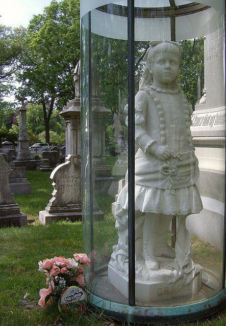 Grace Sherwood Allen, June 5, 1876 - Nov. 11, 1880.... Forest Hills