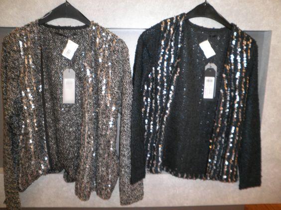 ONLY vestje met glitters € 39.95