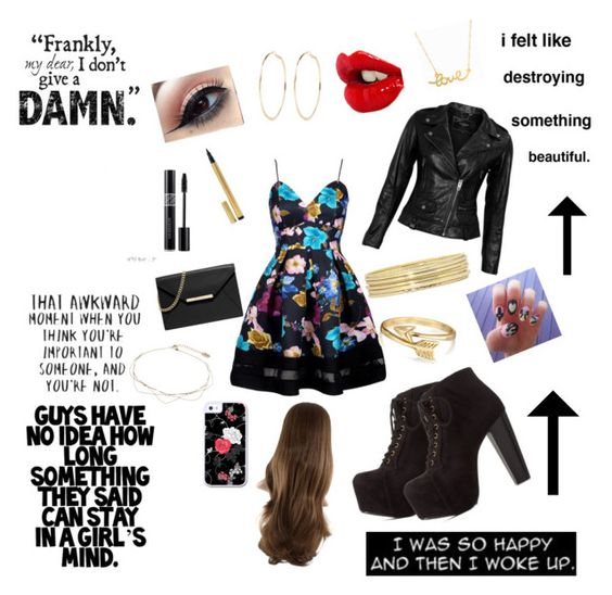 """""""ok..."""" by loveydovey17 ❤ liked on Polyvore"""