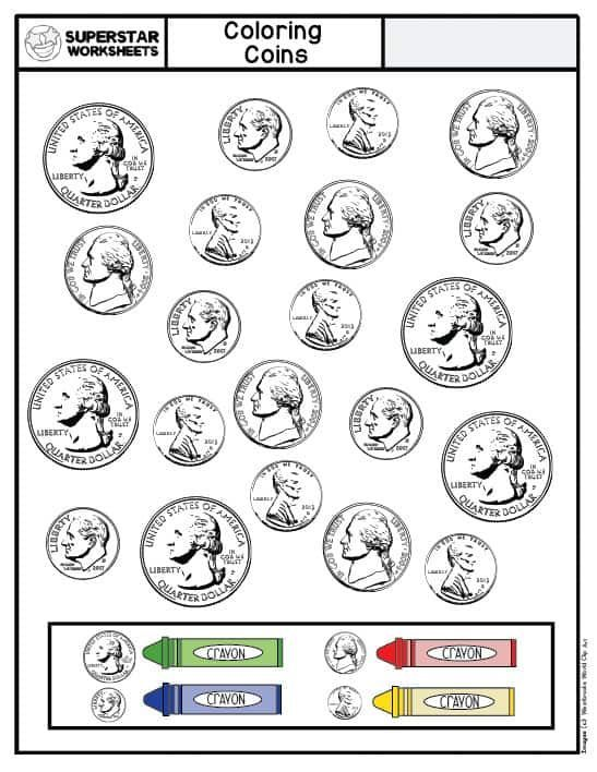 Free Money Worksheets Printable Money Counting Worksheets In 2021 Money Worksheets Money Math Worksheets Counting Nickels Worksheet Counting pennies and nickels worksheets