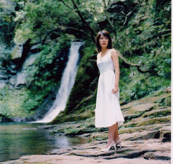 Terajima Shinobu (寺島しのぶ) 1972-, Japanese Actress, 尾上菊五郎(父) 富司純子(母)