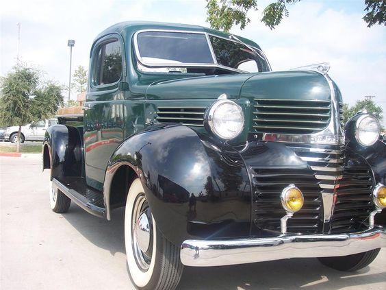 1940 Dodge | 1940 DODGE STEPSIDE PICKUP