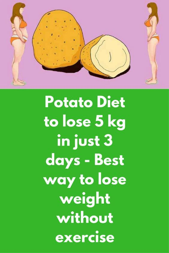how to lose weight without exercising or diet