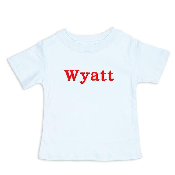 Boy's Baby Blue Cotton Shirt
