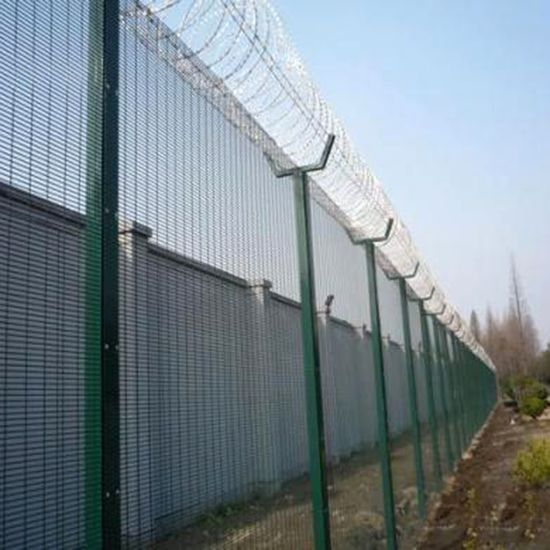 Prodcut Image Security Fence Wire Mesh Fence Perimeter Security
