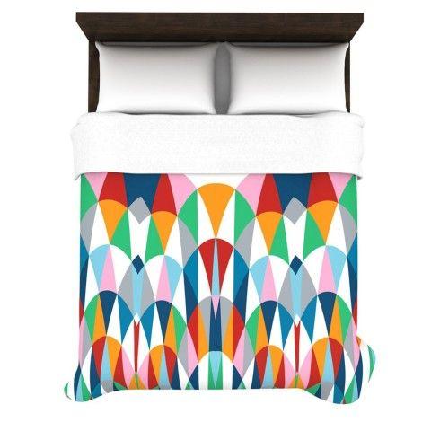 #modern #day #arches #geometric #rainbow #colors #projectm #kess #kessinhouse #artforthehome