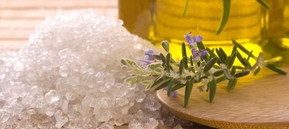 Солевые обертывания для похудения