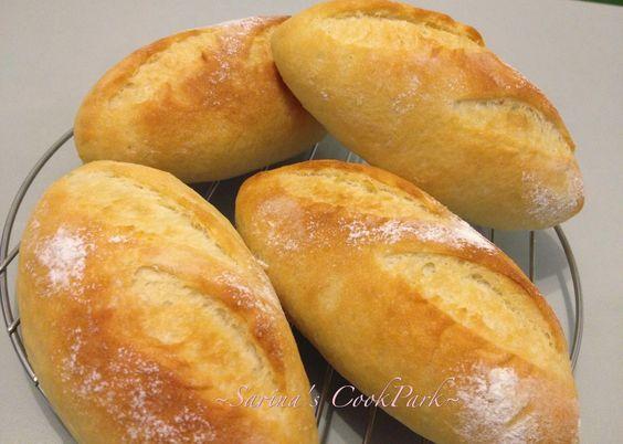 紗里奈的料理樂園 Sarina's Cookpark: 越式法國麵包(冷藏液種法)
