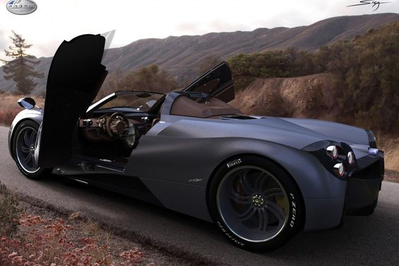 Pagani Huayra Roadster by Aldo Maria Sica Hypercars  (23)
