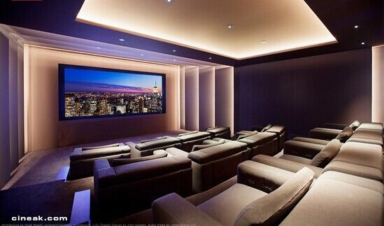 Exceptionnel 27 Awesome Home Media Room Ideas U0026 Design(Amazing Pictures | Theatre Design,  Family Movies And Room Ideas