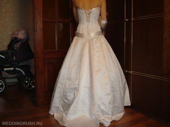 Калуга свадебное платье напрокат