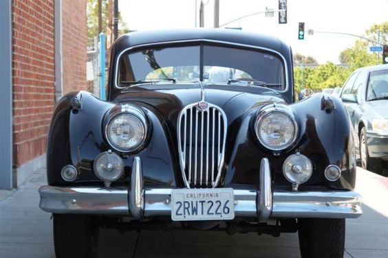 1956 Jaguar XK140 Fixedhead Coupe - Finally something beautiful you can truly own...