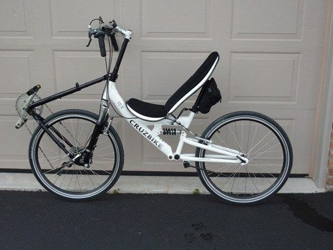 Get Bent For 395 Convert Your Old Mountain Bike Bicycle Recumbent Bicycle Bike