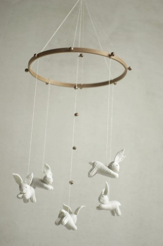 Baby Mobile Ideas That Are Simply Too Cute Crochet Baby Mobiles