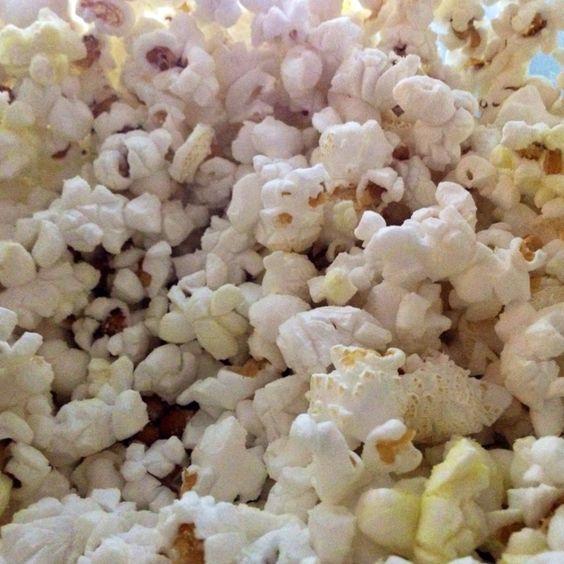 Black Truffle & Parmesan Popcorn Recipe — Dishmaps