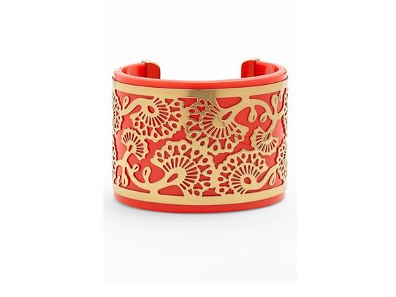 Tory Burch cuff / perfect for summer