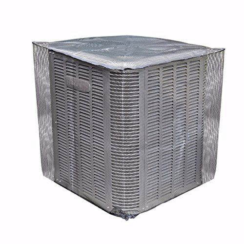 Sturdy Covers Ac Defender Full Mesh Air Conditioner Cover Ac Cover Outdoor Protection Air Conditioner Cover Outdoor Protection Ac Cover