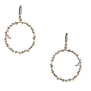 Crown Earrings Virginie Mahe