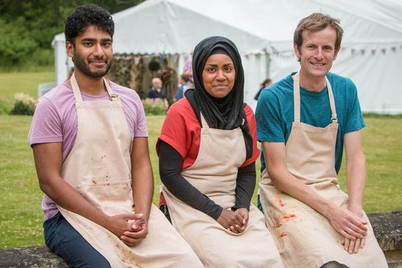 BBC The Great British Bake Off