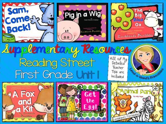 Free 1st Grade Reading Teacher Packs! by Lendahand's Printables!