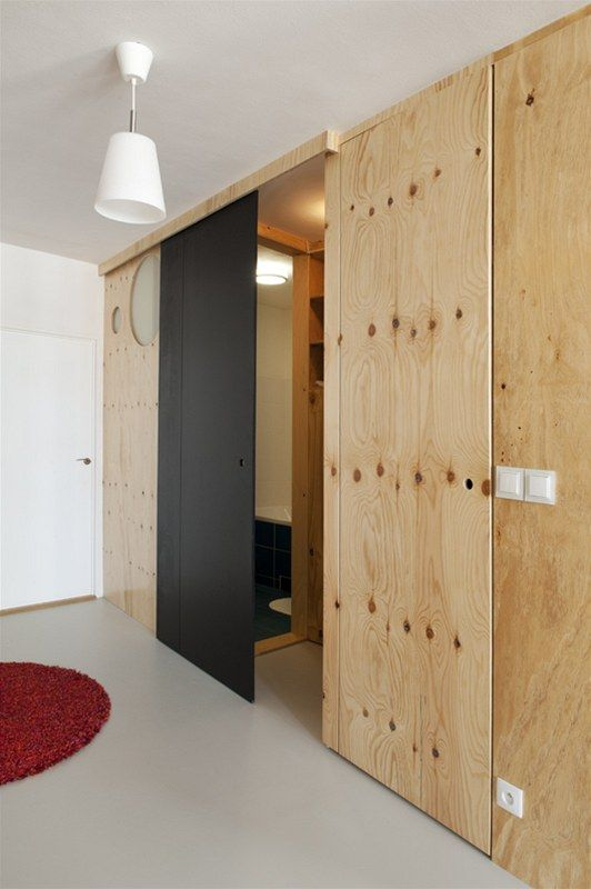 Plywood Washing Machines And Room Dividers On Pinterest