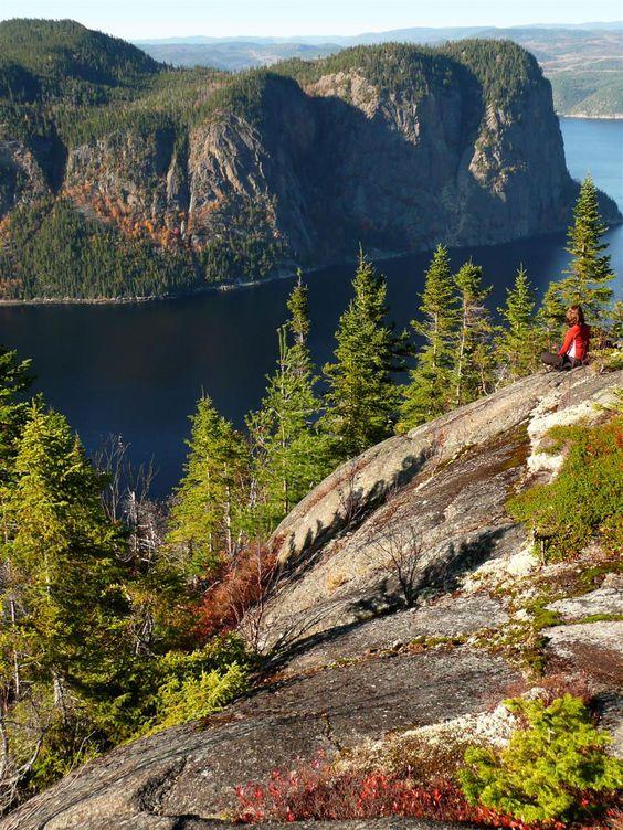 Parc national du Fjord-du-Saguenay -Ministère des Forêts, de la Faune et des Parcs