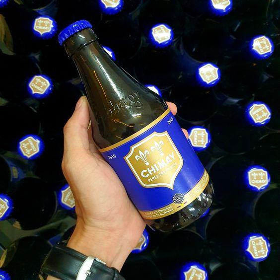 Bia chimay xanh tphcm