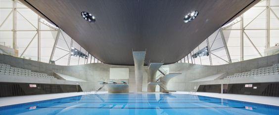 London Aquatics Centre for 2012 Summer Olympics / Zaha Hadid Architects (28)