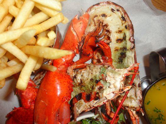 Burger and Lobster Soho