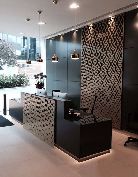Reception Interiors Design Ideas Hotel Hotelinterior Newhotel