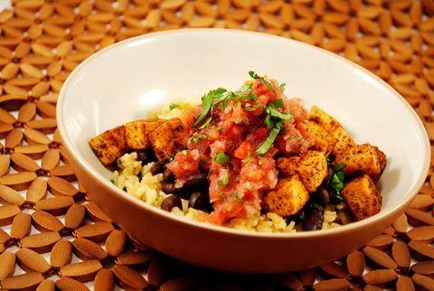 burrito bowl: Homemade Chipotle, Chipotle Bowl, Chicken Burrito Bowl, Burrito Bowls, Chipotle Burrito Bowl, Chipotle S Burrito, Chipotle Chicken Burritos