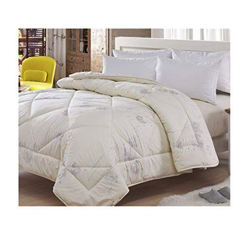 Chaick Wool Four Seasons Quilted Comforter Duvet Insert Set