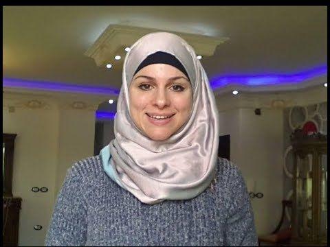 لماذا أنتي نامصة لعن الله النامصة و المتنمصة داليا كامل توضح حكم النمص Youtube Fashion Scarf Hijab