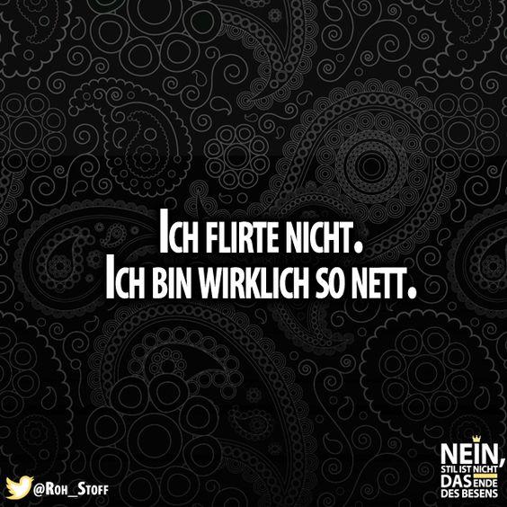 wirklich!! :d #flirten #nett #wirklich #verwechselungsgefahr