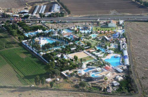 Parque Splash en Leon Gto