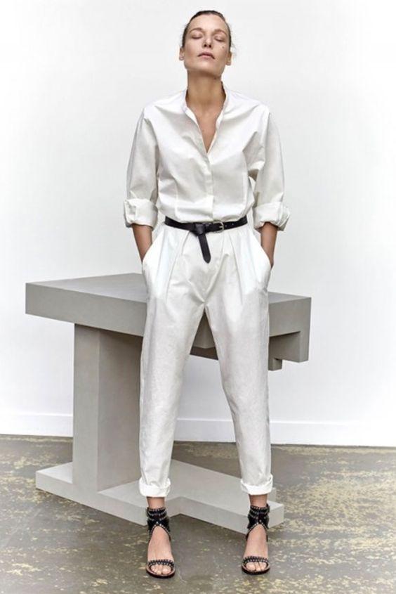 Minimal Classic Isabel Marant Spring 2016 Style Fashion Pinterest Spring