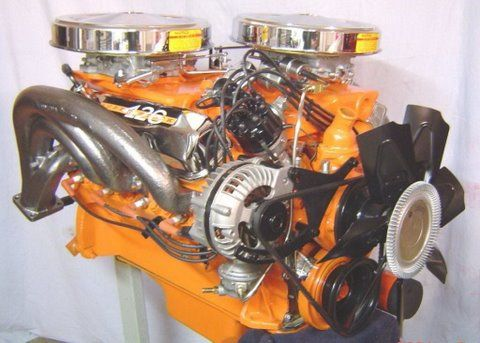 426 Max Wedge Classic horse power from Americas Automotive Factories. What's under your hood?