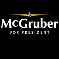 The 2008 Election MacGyver...Go McGruber! From www.LostWorldShirts.com